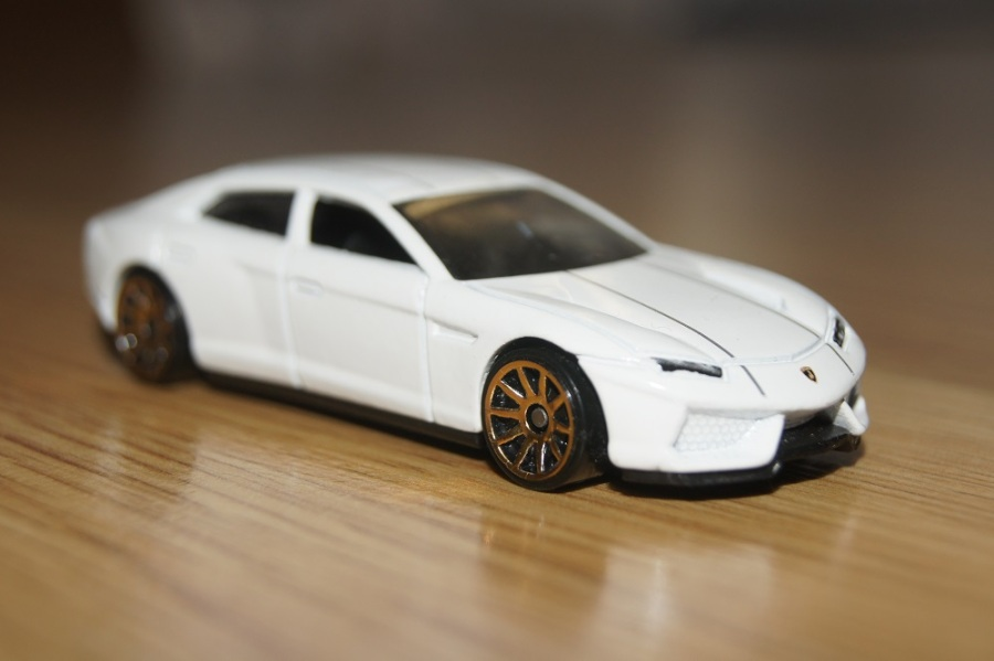 Lamborghini Estoque Little Cars Collection